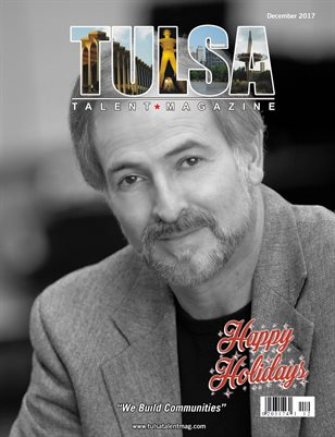Tulsa Talent Magazine December 2017 Edition