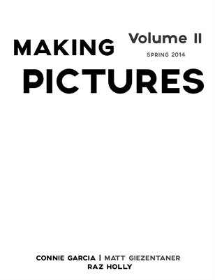 Making Pictures Vol 2