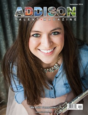 Addison Talent Magazine September 2016 Edition