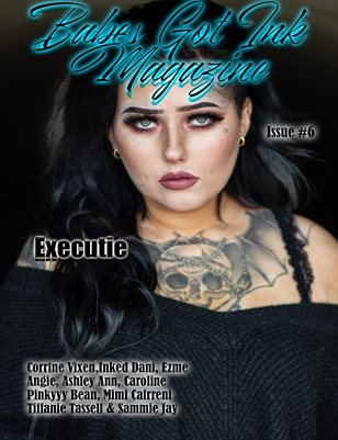 Babes Got ink Issue #6 - Executie