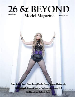 26 & BEYOND Model Magazine Issue #30