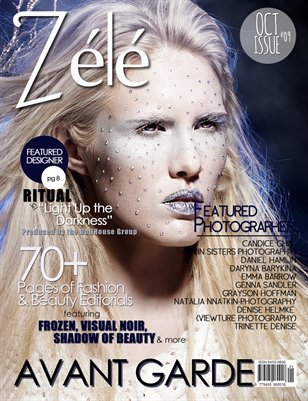 ZéléMagazine_OCTOBER 2014 ISSUE #9