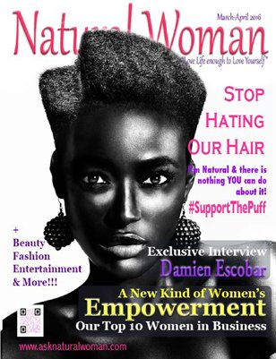 Natural Woman Magazine Spring 2016