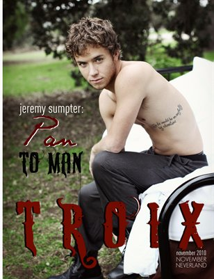 "JEREMY SUMPTER ""From Pan To Man"""