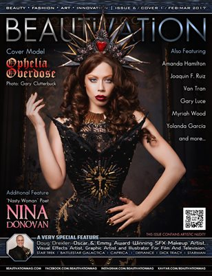 Beautivation Magazine #6 (Cov. 1)
