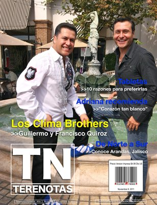 Los Clima Brothers... Guillermo & Francisco Quiroz