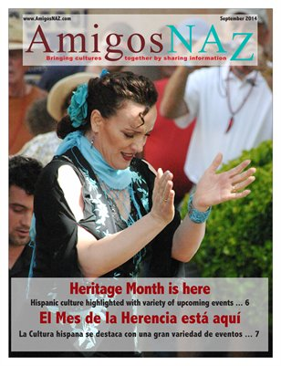 AmigosNAZ September 2014
