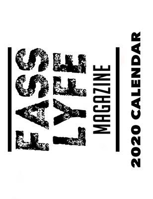 FASS LYFE MAGAZINE 2020 CALENDAR