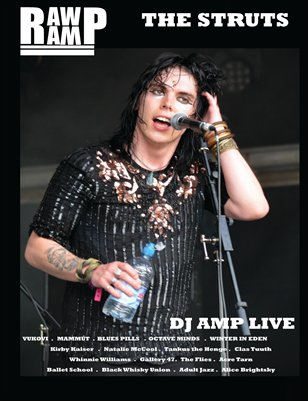 RAW RAMP MUSIC MAG The Struts Edition