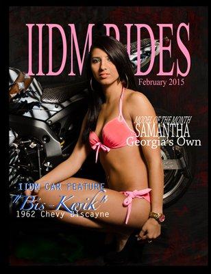 IIDM Rides - February 2015 Issue