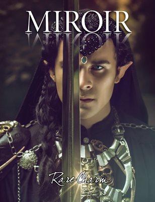 MIROIR MAGAZINE • Rare Charm • Simon Clarke