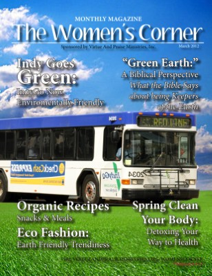 The Women's Corner_March 2012