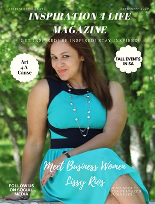 September 2020 Inspiration 4 Life Magazine