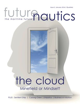 Futurenautics. Issue 2 - The Cloud - January 2014
