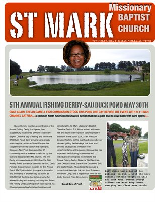 St Mark Missionary Baptist Church Fish Derby