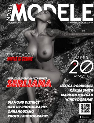 The So Sexy Issue (Serliana)