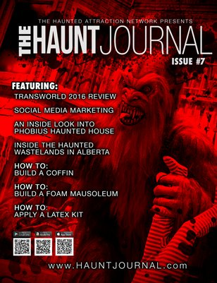 The Haunt Journal: Issue 7