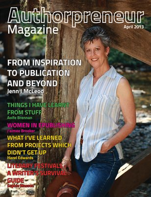 Authorpreneur Magazine - Issue 3