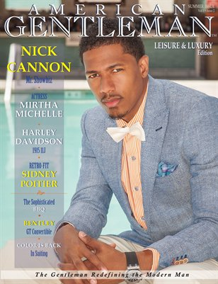 Men's Magazine • American Gentleman 2012 Summer Issue