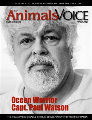 Ocean Warrior Capt. Paul Watson