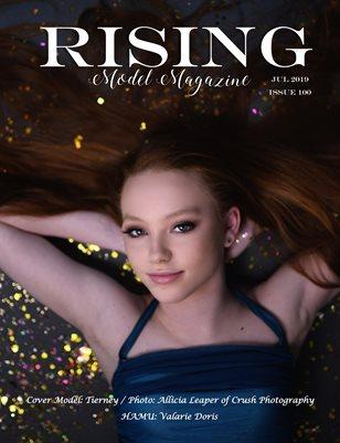 Rising Model Magazine Issue #100