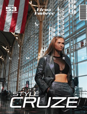 JUNE 2020 Issue (Vol: 53) | STYLÉCRUZE Magazine