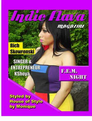 Indie Flava Issue 12