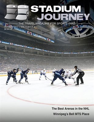Stadium Journey Magazine, Vol 7 Issue 3