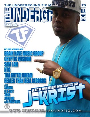 The Underground Fix Magazine Issue #5