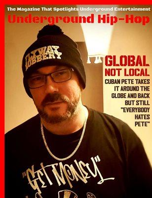 Underground Hip-Hop July Issue #28