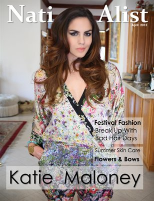 Nation-Alist Magazine April 2015