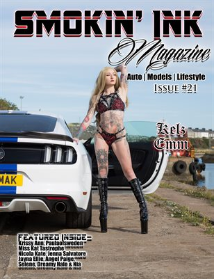 Smokin' Ink Magazine Issue #21 - Kelz Emm