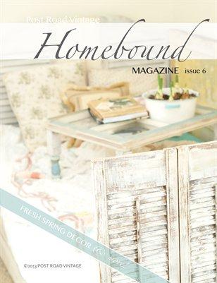 Spring 2013 Homebound