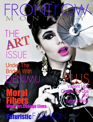 Front Row Monthly | February 2012