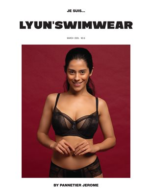 LYUN Swimwear No.6 (VOL No.1) C4