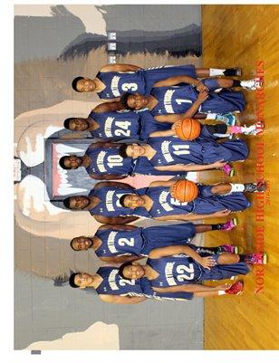 Northside Basketball Calendar