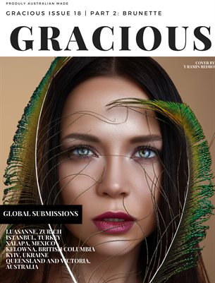 Gracious Issue 18: Brunette