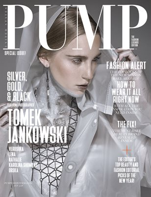 PUMP Magazine - The Fashion Legends Edition VOL. 1