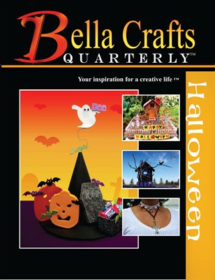 Bella Crafts Quarterly - Halloween