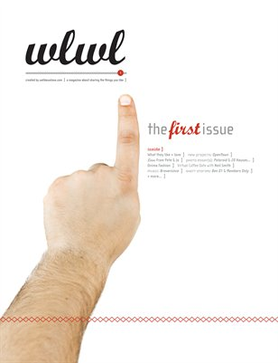 WLWL: the FIRST issue