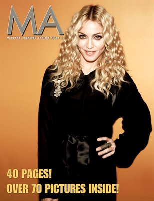 Madonna Archives Fanzine Issue 11