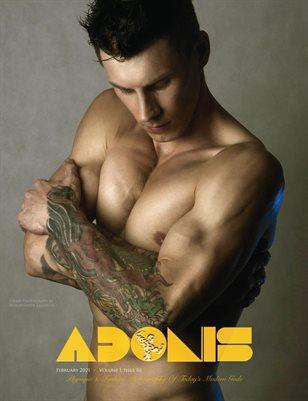 ADONIS MAGAZINE, Volume 1, Issue III
