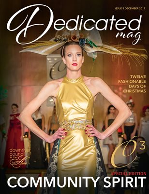 Dedicated Mag Special Issue 5 Community Spirit