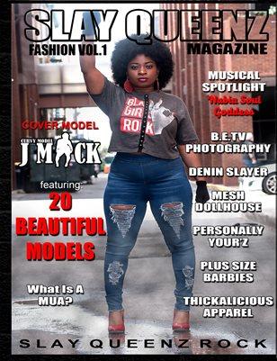 Slay Queenz Magazine Fashion Vol.1