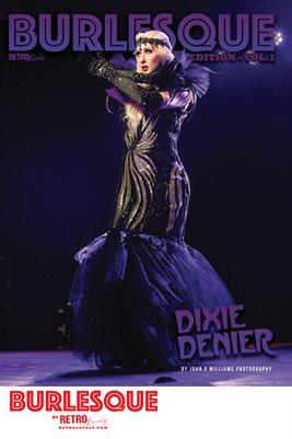 Dixie Denier Cover Poster