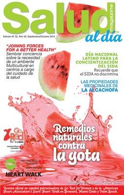 Edicion # 32, Año VII, Septiembre/Octubre 2010.