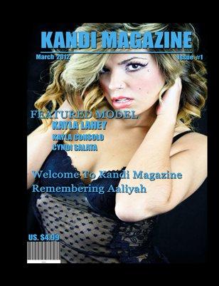 Kandi Magazine March 2012