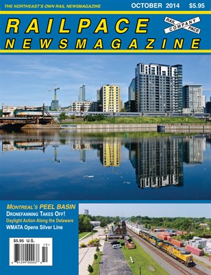 OCTOBER 2014 Railpace Newsmagazine