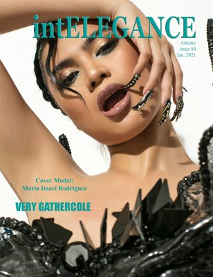 intElegance magazine issue 84, January, 2021 - Artistry
