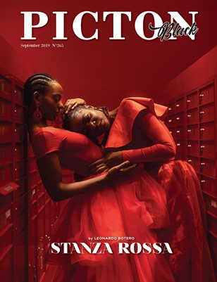 Picton Magazine SEPTEMBER  2019 N265 Black Cover 3
